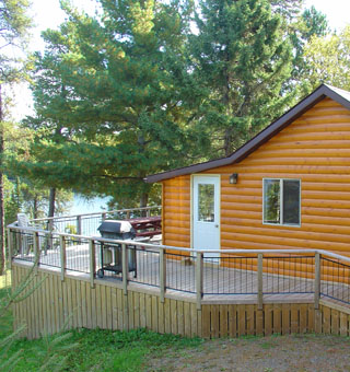 Cottage Rentals, Lake of the Woods, Ontario, Canada